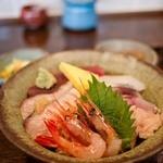 河童土器屋 - 河童土器屋 海鮮丼