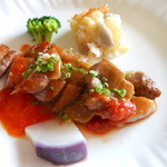 マルコポーロ - 豚ロース肉のステーキ