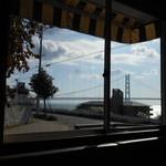 マルコポーロ - 明石海峡大橋が間近に見えます
