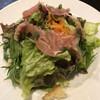 グラン・ゴジェ - 料理写真:タリア産生ハムのサラダ仕立て