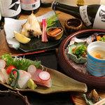 旬彩割烹 姫膳 - 酒肴膳
