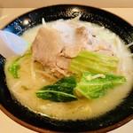 古潭 - 野菜味噌チャーシュー
