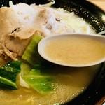 古潭 - スープ