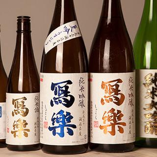 全国からこだわりの大吟醸と純米大吟醸を。蔵元直送の芋焼酎も!