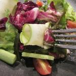 イル・トンシオーネ - 野菜は地元産