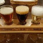 大雪地ビール館 - ドリンク写真: