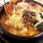 Aburishimizu - チーズスープカレー980円