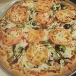 108559254 - Vegitarian Pizza