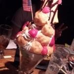 ファットブッダ東京 渋谷店 - ボリュームたっぷりなパフェ。3人で食べきりました。