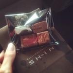 ショコラトリー ロジラ - アラカルトで。