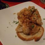 Spanish Bar Pasion - 鶏肉のエスカルゴバター焼