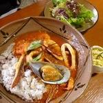 カフェなまづや - 料理写真: