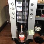 108560385 - セルフコーヒー機