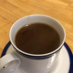 十割そば 乃庵 - 蕎麦湯コーヒー