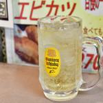 肉の大山 - 角ハイボール@税込350円