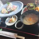 わかうら食堂 - 2019 5/28 お造り定食