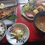 わかうら食堂 - 2019 5/28 焼き魚定食