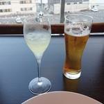 わかうら食堂 - 食前酒・ノンアルコールビール