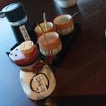わかうら食堂 - 塩・醤油