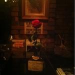 10857710 - ピアノの上に 紅い薔薇