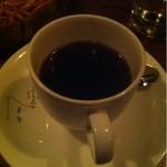 ベイシー - オーナーの菅原さんがいれてくれた コーヒー