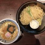 つけ麺みさわ - つけ麺(並)チャーシューゴハンセット 1,000円