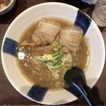 つけ麺みさわ - みさわ流煮干しラーメン 780円