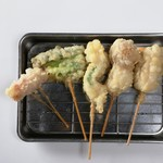 天串にしおか - 料理写真:
