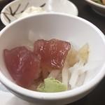 花笠食堂 - マグロ