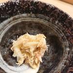 鮨西光 - 海明けの毛蟹
