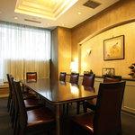 レストラン&バー ラコント - 10名までの個室もあります。