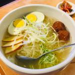 ざんまい - 冷麺