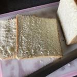 一本堂 - アイス食パン
