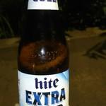 とんフード - 韓国のビール(参考写真)
