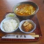 軽兵衛 - 料理写真:2019年4月再訪問