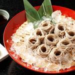 奥会津高原蕎麦