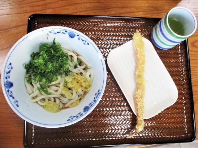 札幌かに本家うどん亭>