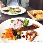 Bistro des Chenapans - 前菜