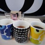 10859872 - マリメッコのカップでお茶!
