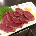 鉄板焼き・名物もつ鍋 花〇商店 -