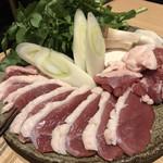 肉割烹ももや総本店 - 料理写真: