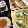 珈琲館 御園 - 料理写真:レタスたっぷりのシャキシャキサンド!!トマトもジューシィで、腹ペコさんには良きかな♡