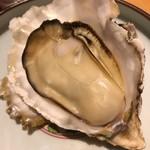 108597114 - 蒸し牡蠣