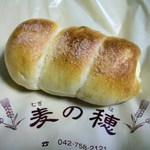 麦の穂 - 料理写真:季節限定の林檎ロール