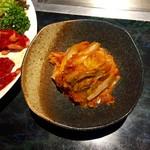 焼肉レストラン大門 - キムチ