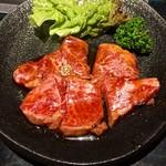 焼肉レストラン大門 - 常陸牛 特上ロース
