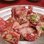 京城苑 - 並ハラミ  十分美味しい!