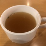 ジョイフル - 2杯目 オニオンコンソメ