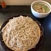 足立製麺所 - 料理写真:鴨せいろ大盛り