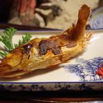 田中屋旅館 - のどぐろ味噌焼き